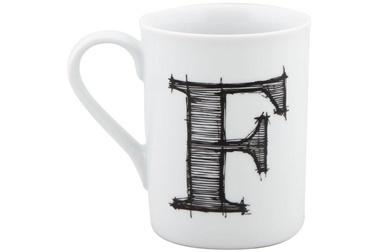 Porland Harfli Porselen Kupa F Renkli